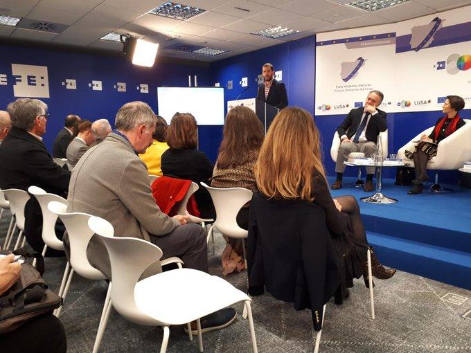 Presentación de D. José Luis Moyano García-Cuevas